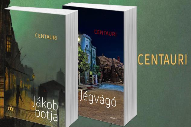 Centauri: Jákob botja - Jégvágó
