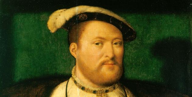 VIII. Henrik, aki megváltoztatta Angliát