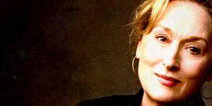 Meryl Streep Oscar-díjas színésznő (Fotó: listal.com)