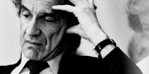 Elie Wiesel Nobel-díjas író (Fotó: eliewieseltattoo.com)