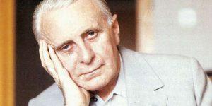 Illés Endre író, szerkesztő (1902-1986)  (Fotó: OSZK)