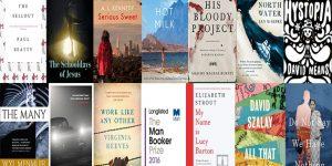 Man Booker-díj 2016-os jelöltjei