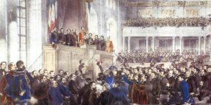 Országgyűlés, Pesti Vigadó, 1848