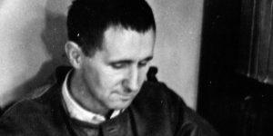 Bertolt Brecht drámaíró (1898-1956) (Fotó: photo.rmn.fr)