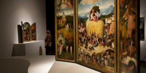 Bosch: A gyönyörök kertje (Fotó: Prado Múzeum/  Pannonia Entertainment)