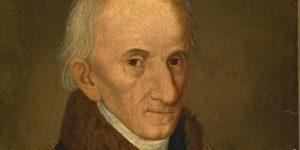 Reiner M. Pesky József Kazinczy Ferenc költő, író, műfordító, 1832 (Fotó: PIM)