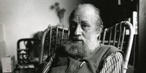 Michel Butor író (1926-2016) (Fotó: babelio.com)