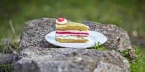 Magyarország tortája 2016 - Őrség Zöld Aranya (Fotó: cukrasz.net)