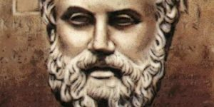 Mütilénei Pittakosz, a hét bölcs egyike (Fotó: lesvosgreece.gr)