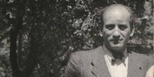Rejtő Jenő 1935 körül (Fotó: PIM)