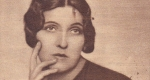 Gombaszögi Frida színésznő (1890-1961), 1931 (Fotó: OSZK)