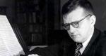 Dmitrij Dmitrijevics Sosztakovics zeneszerző (1906-1975) (Fotó:  classic-music.ru)