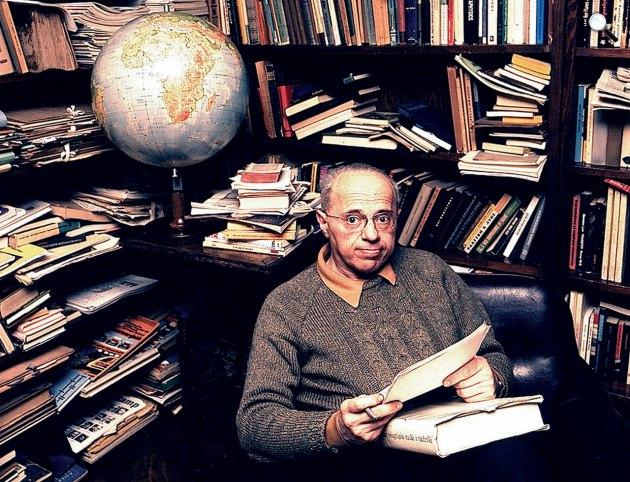 Stanislaw Lem író (1921-2006) (Fotó: culture.pl)