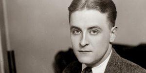 F. Scott Fitzgerald író (1896-1940) (Fotó: babelio.com)