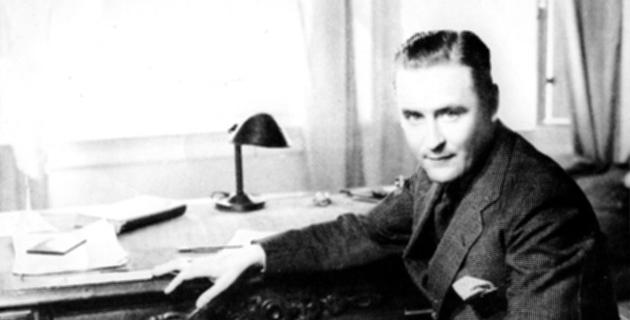 F. Scott Fitzgerald, az elveszett nemzedék írója