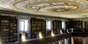 Sárospataki Református Kollégium könyvtára (MTI Fotó)