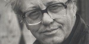 Sütő András író, költő (1927–2006) (Fotó: PIM)