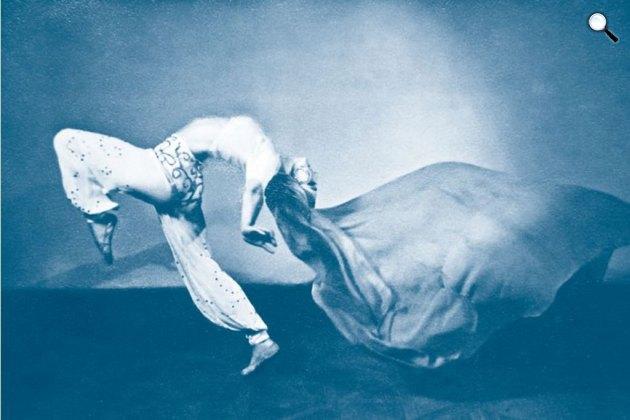 Esterházy Melinda balettozik (Fotó: esterhazy.at)
