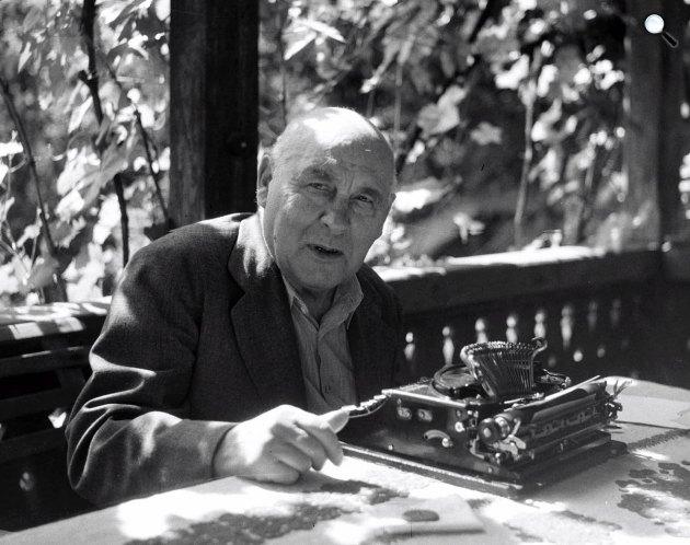 Kittenberger Kálmán Afrika-kutató, vadász, író (1881-1958) (Fotó: Médiaklikk)