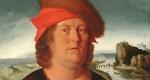 Paracelsus orvos, csillagjós (1493-1541) (Fotó: Wikipédia)
