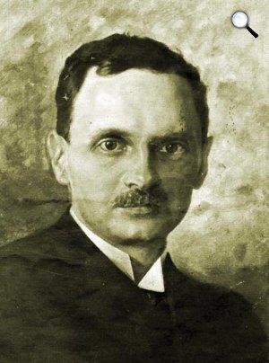 Reményik Sándor (1890-1941) költő portré (Fotó: PIM)