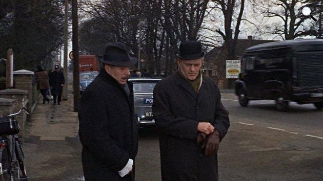 John le Carré: Ébresztő a halottaknak - Robert Flemyng, James Mason, 1966 (Fotó: listal.com)