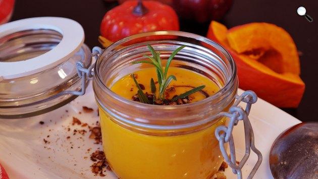Sütőtök lekvár, dzsem (Fotó: pixabay.com)
