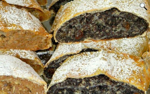 Rétes, édesség, sütemény (Fotó: MTI)