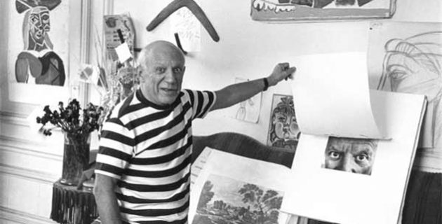 Picasso szeretői a vásznon