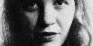 Sylvia Plath (1932-1963) költő, író (Fotó: babelio.com)