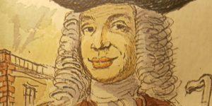 Anders Celsius (Fotó: Wikipédia)