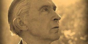 Áprily Lajos (1887-1967) költő, műfordító (Fotó: OSZK)