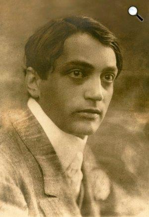 Ady Endre (1877-1919) költő, publicista, 1908, Nagyvárad (Forrás: OSZK)