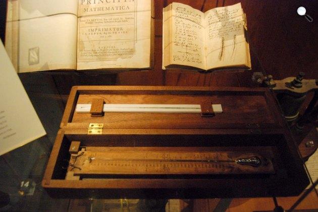 Anders Celsius (1701-1744) fizikus termométere (Fotó: wissen.de)
