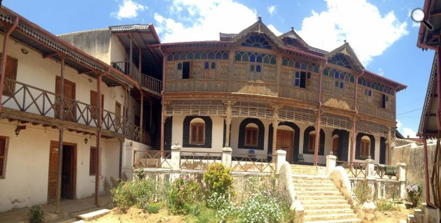 Arthur Rimbaud (1854-1891) francia költő háza ma múzeum, Harar, Etiópia (Fotó: danielethiopia.blogspot.com)