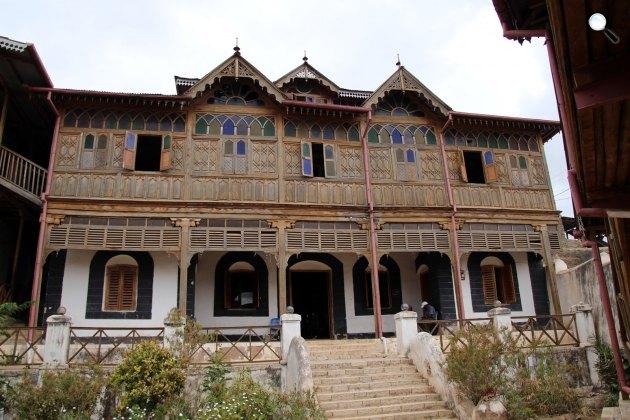 Arthur Rimbaud (1854-1891) francia költő háza ma múzeum, Harar, Etiópia (Fotó: Wikipédia)