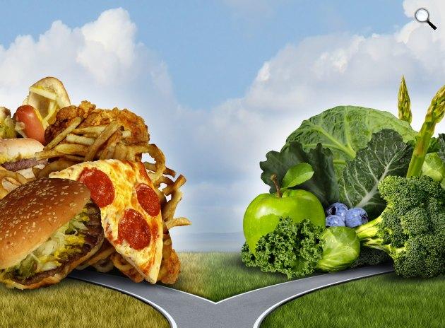 Diéta cukorbetegség, elhízás, betegség miatt (Fotó: pixabay.com)