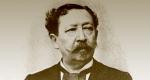 Ágai Adolf (1836-1916) szerkesztő (Fotó: OSZK)