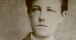 Arthur Rimbaud (1854-1891) költő, 1872 (Fotó: Carjat / Musée Rimbaud)