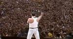 Queen együttes a Live Aid koncerten, 1985 (Fotó: Facebook)