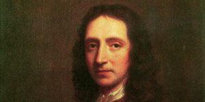 Edmond Halley  (1656-1742) csillagász, fizikus (Fotó: Wikipédia)