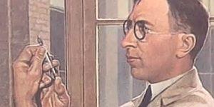 Frederick Grant Banting (1891-1941) Nobel-díjas orvos (Fotó: Wikipédia)