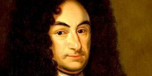 Gottfried Wilhelm Leibniz (1646-1716) polihisztor, filozófus, tudós (Fotó: Wikipédia)