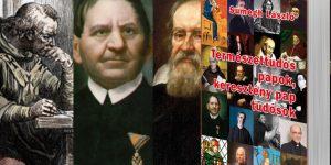 Sümegh László:  Természettudós papok – keresztény pap tudósok