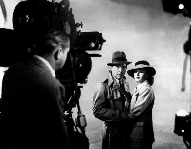 Casablanca - Michael Curtiz (Kertész Mihály), Humphrey Bogart, Ingrid Bergman, 1942