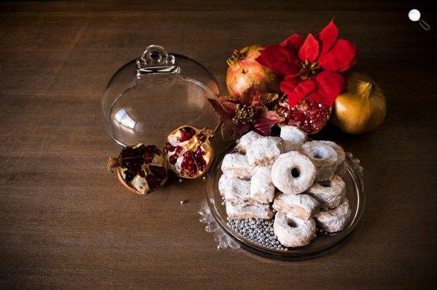 Karácsonyi asztal, édesség (Fotó: pixabay.com)