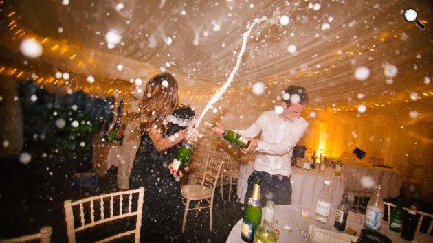 Szilveszteri, újévi parti, ivás (Fotó: pixabay.com)