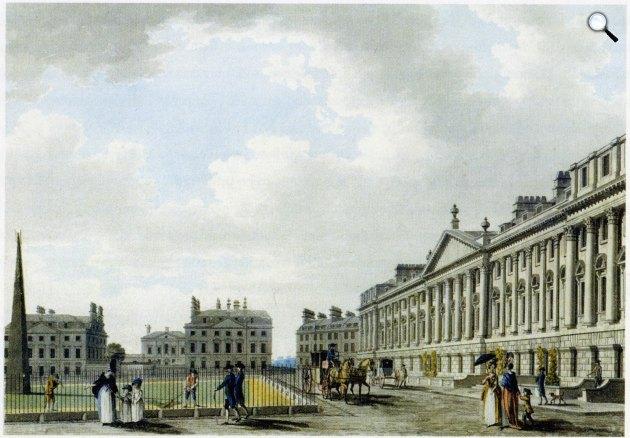 Bath, Nagy-Britannia, 18-19. század idején (Fotó: janeausten.co.uk)