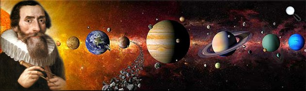 Johannes Kepler (1571-1630) matematikus, csillagász (Fotó: listal.com)