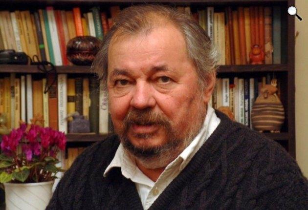 Lázár Ervin (1936-2016) író, meseíró (Fotó: MTI)